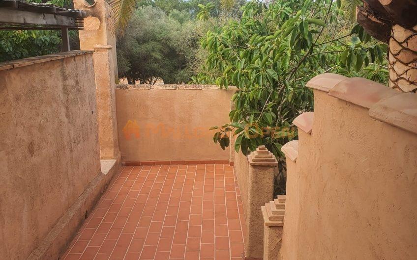 Se alquila casa dentro de un recinto comunitario a 4km de Manacor
