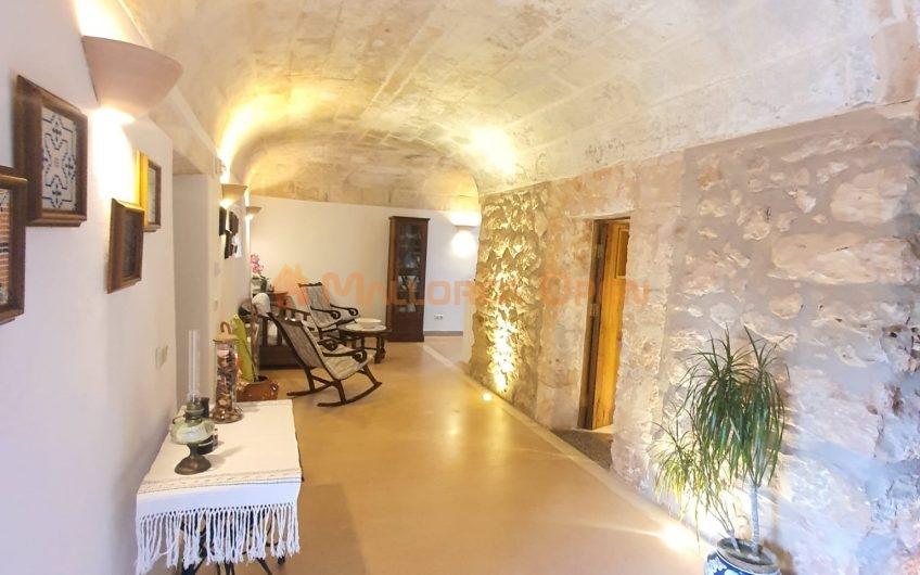Se alquila precioso molino restaurado con estilo mallorquín en el área de Felanitx