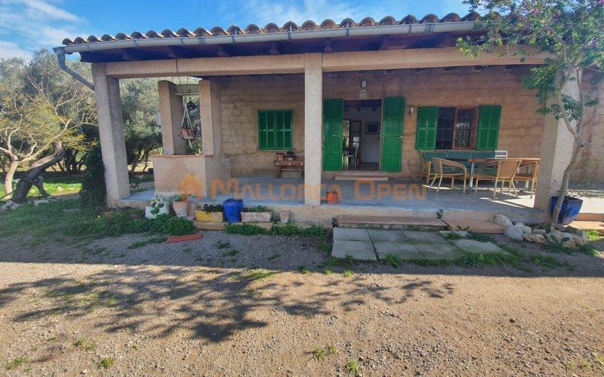 Se vende finca rústica en el término municipal de Felanitx